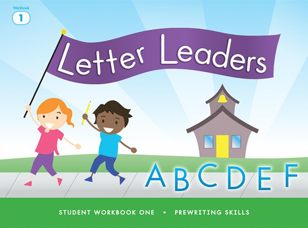 Workbook One - Letter Leaders