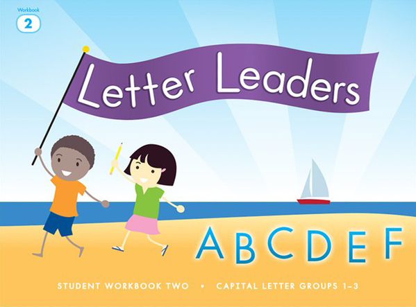 Workbook Two - Letter Leaders