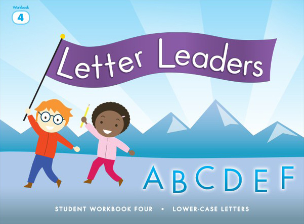 Workbook Four - Letter Leaders
